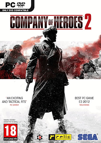 Company of Heroes 2 on PC and PC download at GAME