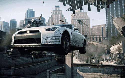 Gain Speed Points in Need For Speed: Most Wanted on PlayStation 3, Xbox 360, PS Vita and PC at GAME