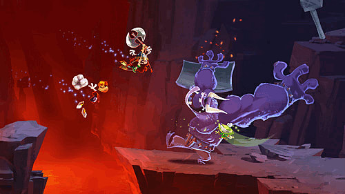 Rayman Legends on Wii U at GAME