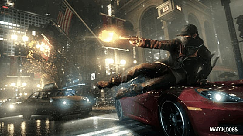 E3 preview of Ubisoft's Watch Dogs for Xbox 360, PlayStation 3 and PC at gamestation