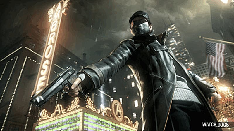 Smartphone apps and ambitious graphics in Watch Dogs on PC, Xbox 360 and PlayStation 3 at gamestation
