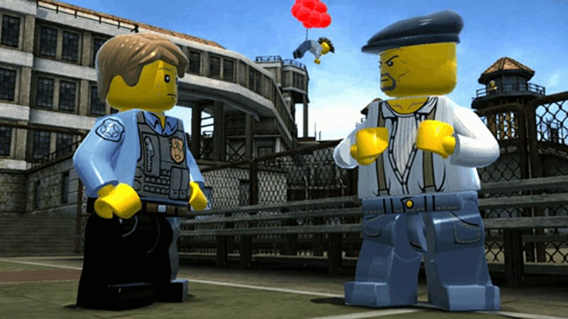 Buy Lego City Undercover On Wii U Game