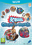Family Party: 30 Great Games: Obstacle Arcade Wii U