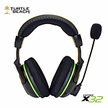 Turtle Beach Ear Force X32 Wireless Headset screen shot 3