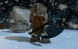 LEGO Lord of the Rings screen shot 3