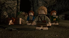 LEGO Lord of the Rings screen shot 4