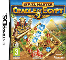 Jewel Master: Cradle of Egypt 2 for NDS