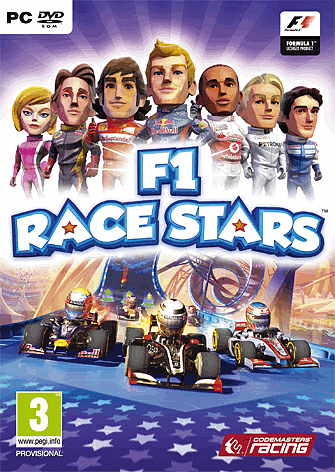 F1 Race Stars on PC, Xbox 360, and PS3 at GAME