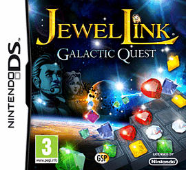 Jewel Link: Galactic Quest for NDS