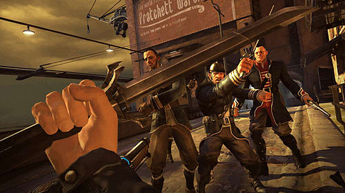Dishonored on Xbox 360, PlayStation 3 and Pc at GAME