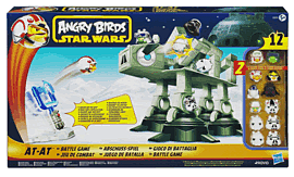 Angry Birds Star Wars AT-AT Battle GameToys and Gadgets
