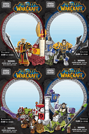 World of Warcraft Mega Bloks: Faction PacksToys and Gadgets