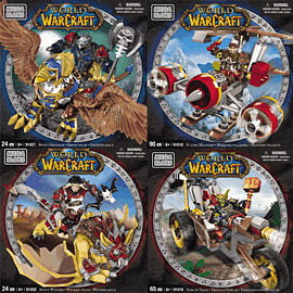 World of Warcraft Mega Bloks: Mount PacksToys and Gadgets