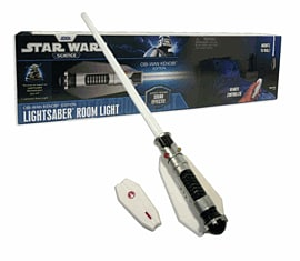 Star Wars Science Obi Wan Kenobi Lightsaber Room LightToys and Gadgets