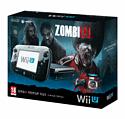 Black Wii U Premium Console with ZombiU and Wii U Pro Controller Wii U