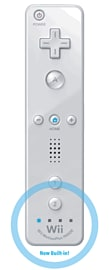 Wii U Remote Plus White Accessories