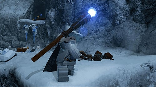 LEGO Lord of the Rings Review on Xbox 360, PlayStation 3, Wii, DS, PC and PS Vita at GAME