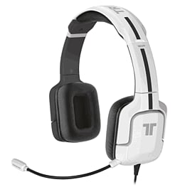 Tritton Kunai Stereo Headset for Wii U and 3DS - White Accessories