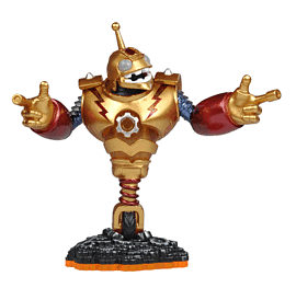 Bouncer - Skylanders Giants CharacterToys and Gadgets