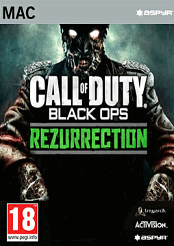 Call of Duty: Black Ops Rezurrection Content Pack (Mac) Apple Mac