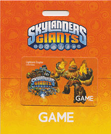 GAME Stores £20 Skylanders Giants Gift CardGifts