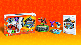 Skylanders Giants Starter Pack screen shot 1