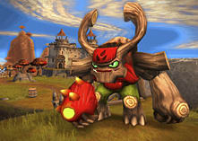 Skylanders Giants Starter Pack screen shot 3