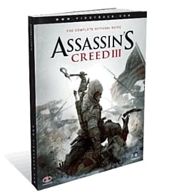 Assassin's Creed III - The Complete Official GuideStrategy Guides & Books