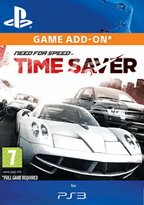 Need for Speed: Most Wanted - Time Saver Pack for PS3
