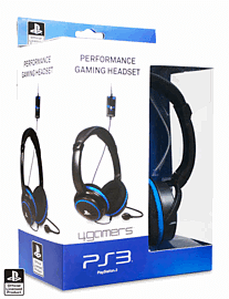 Cp-03 Comm-Play Stereo Gaming HeadsetAccessories