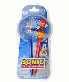 Sonic 3D Stylus Twin Pack - Sonic & Knuckles Accessories