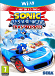 Sonic & All-Stars Racing Transformed Limited Edition Wii U