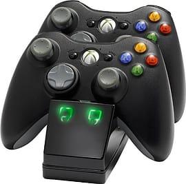 Venom Twin Charging Cradle for Xbox 360 Accessories