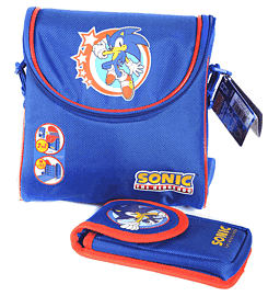 Sonic Duo Travel Case - Blue Accessories