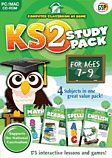 Computer Classroom At Home KS2 Study Pack (Ages 7-9) PC Games
