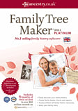 Familytree Maker 2012 Platinum PC Games