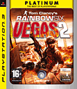 Tom Clancy Rainbow 6 Vegas 2 (Platinum) Playstation 3