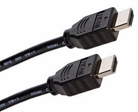 Universal 1.4m HDMI Cable Accessories