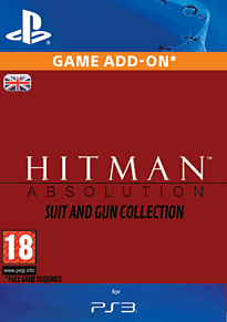 Hitman Absolution - Suit and Gun Collection for PS3