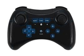 GAMEware Wii U Pro Controller Elite Accessories