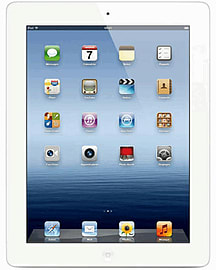 iPad 4 with Retina Display White 32GB WiFi (Good Condition) Electronics