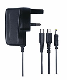 DS/DSi/3DS AC Adaptor Accessories