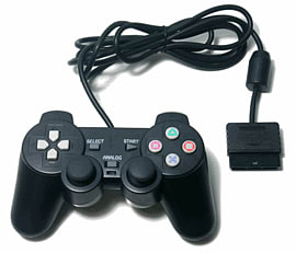 PS2 Dual Shock ControllerAccessories