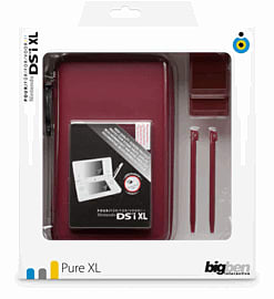 Dsi Xl Pack1 (red)Accessories