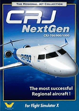 CRJ NextGen For FSX