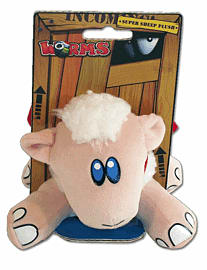 Worms Medium Supersheep PlushToys and Gadgets