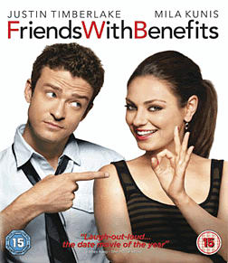 Friends With BenefitsBlu-ray
