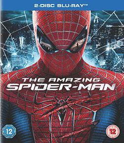The Amazing Spider-ManBlu-ray