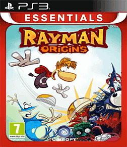 Rayman Origins (PS3 Essentials) PlayStation 3