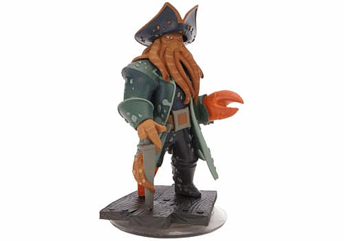 Buy Davy Jones Disney Infinity Character Game